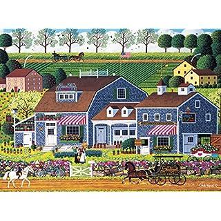 Buffalo Games - Charles Wysocki - Prairie Wind Flowers - 1000 Piece Jigsaw Puzzle