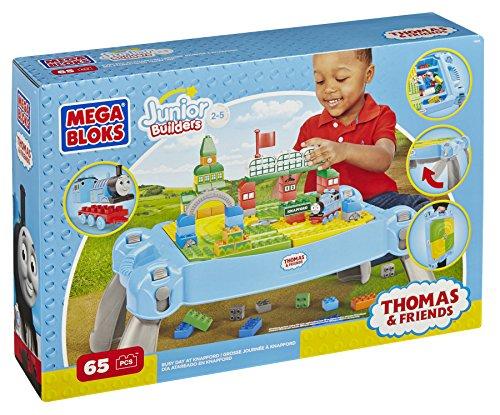 Mega Bloks Thomas & Friends Busy Day at Knapford Table