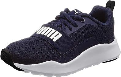 PUMA Wired PS, Zapatillas Unisex niños: Amazon.es: Zapatos y complementos