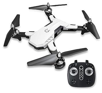 WANGKM FPV Drone, 720 * 480p Cámara HD Video en Vivo, Regreso a ...