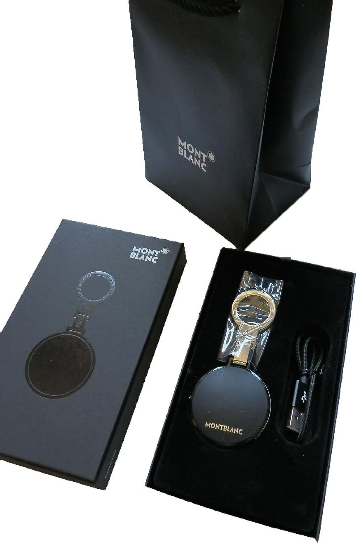 Montblanc MEISTERSTUCK SOFT GRAIN E-TAG - Candado para equipaje negro negro: Amazon.es: Equipaje