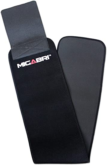 El MIGABRI Waist Trimmer XT20 - Cinturón Ajustable Reductor de ...