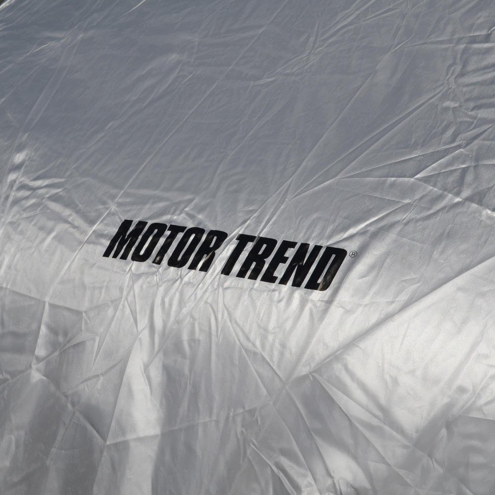 Motor Trend OV543 All All Season Weatherwear 1-Poly Layer Snow Proof Water Resistant Van//SUV Cover Fits up to 225 Inch