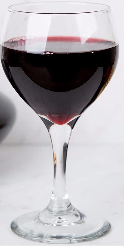 Lot de 36 Libbey Teardrop Verres à vin flûtes à champagne