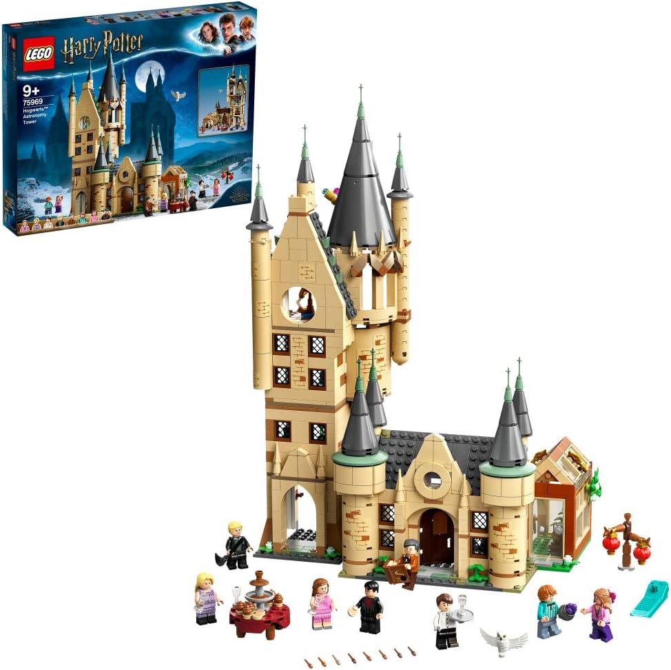レゴ(LEGO) ハリーポッター ホグワーツ(TM) 天文台の塔 75969