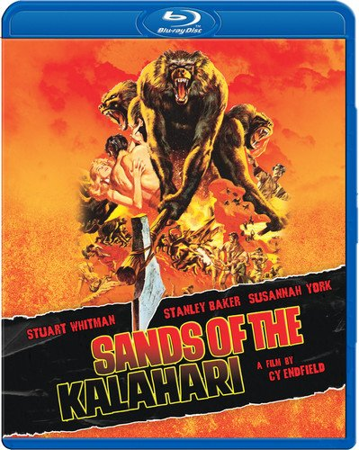 Sands of the Kalahari [Blu-ray] for sale  Delivered anywhere in USA