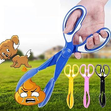 Pet Dog Scissor-Like Poop Shovel Waste Cleaner Pick up Indispensable Tool