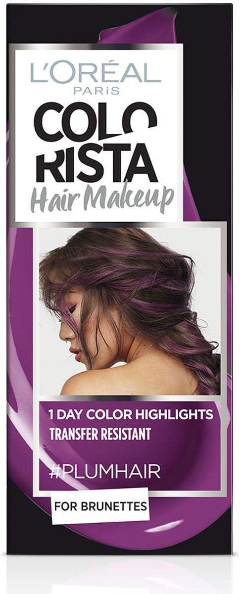 LOreal Paris Colorista Hair Make Up Plum