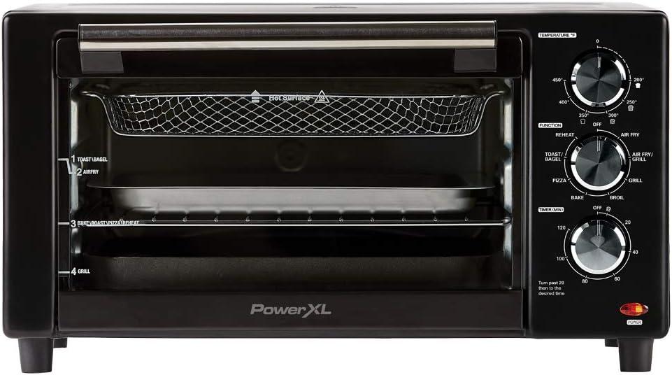 Brand New in Box PowerXL Air Fryer Grill Plus #1 Best-Selling Air Fryer Brand
