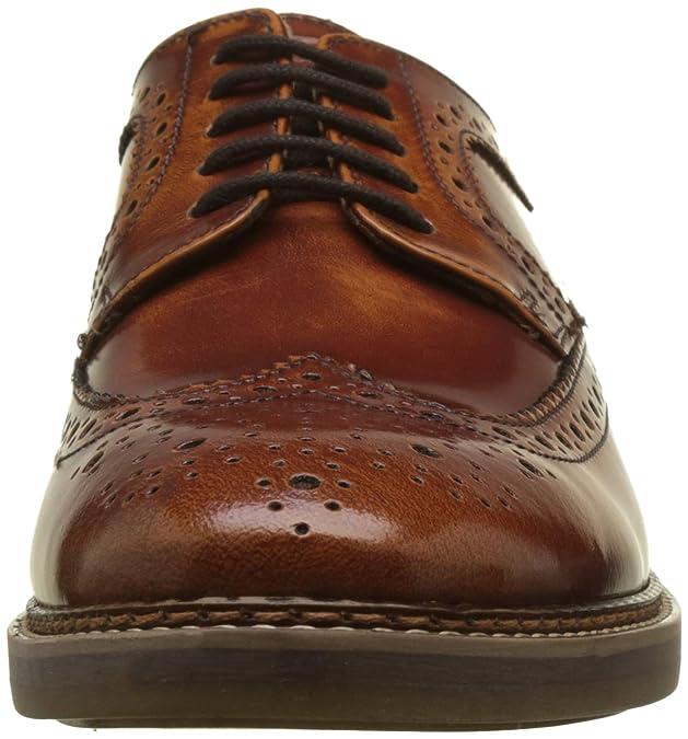 499af439f165 Base London - SC02 - Turner - Brogues - Homme  Amazon.fr  Chaussures et Sacs