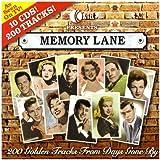 Memory Lane [10cd]