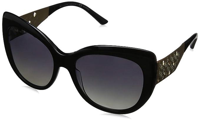 Bulgari 0Bv8198B 5439T3 57 Gafas de sol, Negro (Black ...