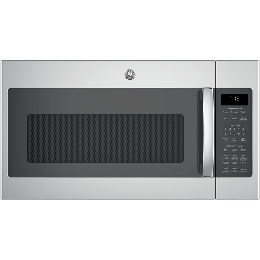 GE JVM7195SKSS 30'' Over-the-Range Microwave Oven in Stainless Steel