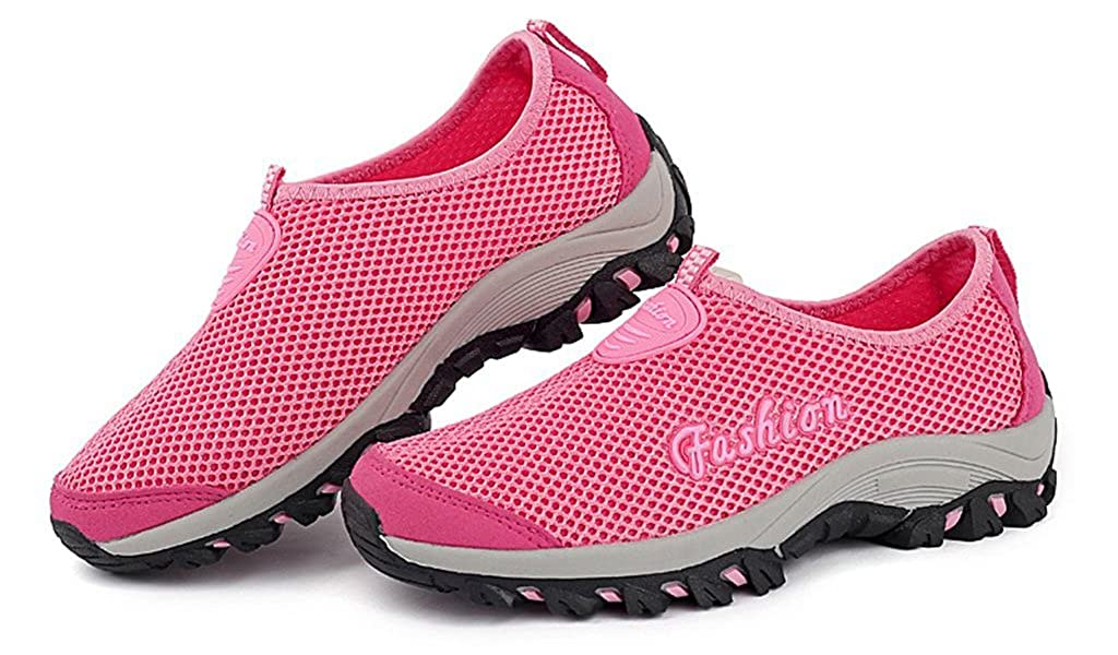 1691c15b31 Eagsouni Chaussure Aquatique Chaussures de Plage Piscine Chaussons D'eau  Chausson pour Femme Homme Agrandir l'image