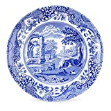 Spode Blue Italian Bread and Butter Plates - Set of 4