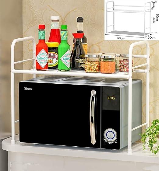 Rejilla para horno de microondas, repisa de cocina, piso de ...