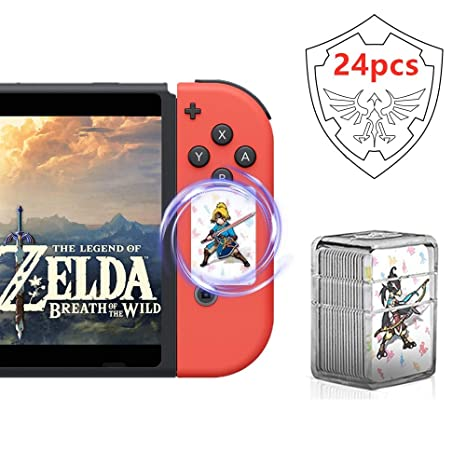 Amazon.com: Zelda Breath of The Wild NFC Tags Juego de ...