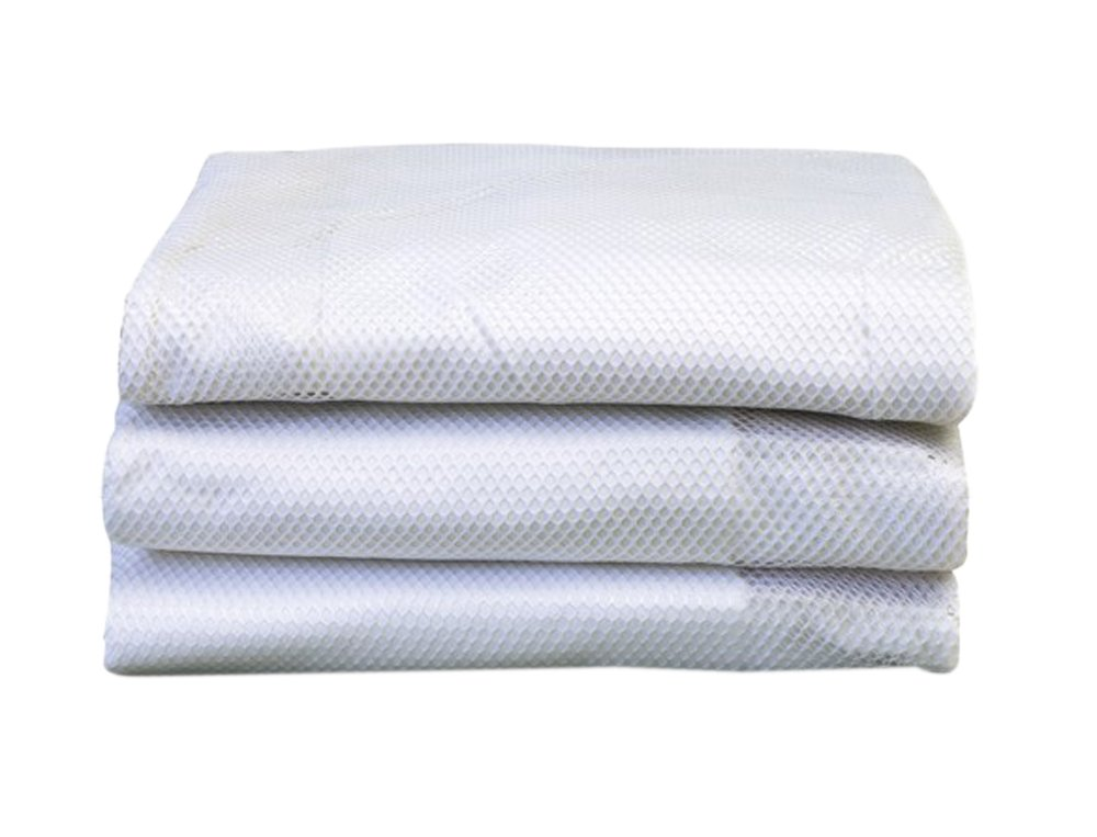 Foundations SnugFresh Crib Cover, White, 3 Count by Foundations Worldwide, Inc.