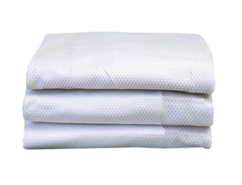Foundations SnugFresh Crib Cover, White, 3 Count