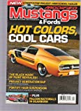 Modified Mustangs & Fords Magazine (Hot Colors, April 2011)