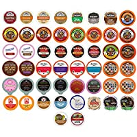 Coffee, Tea, Cappuccino and Hot Chocolate Single Serve Cups For Keurig K Cup Brewers Variety Pack