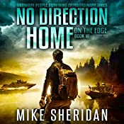 On the Edge: No Direction Home, Book 3 | Mike Sheridan