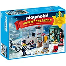 PLAYMOBIL® Advent Calendar - Jewel Thief Police Operation