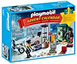 PLAYMOBIL Advent Calendar - Jewel Thief Police Operation