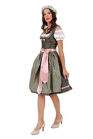 3c837802ec5885 Krüger - Damen Trachten Dirndl, Rosemary (60cm) (Artikelnummer: 44786-5