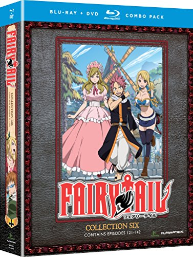 Fairy Tail: Collection Six (Blu-ray/DVD Combo)