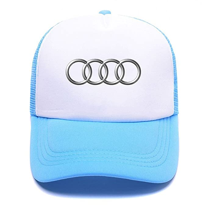 AUD Car Logo 0X4LX5 Trucker Hat Baseball Caps Gorras de béisbol ...