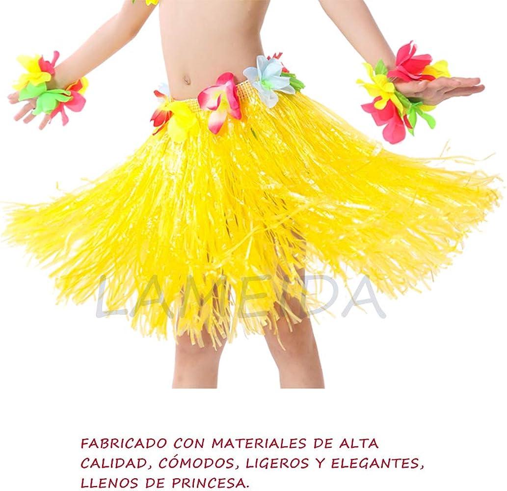 LAMEIDA Faldas de Mujer Falda Vestido Vestuario Baile Disfraz ...