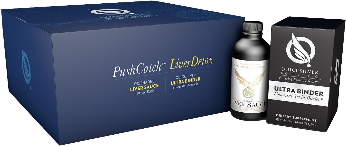PushCatch™ Liver Detox 2-Step Cleanse Protocol