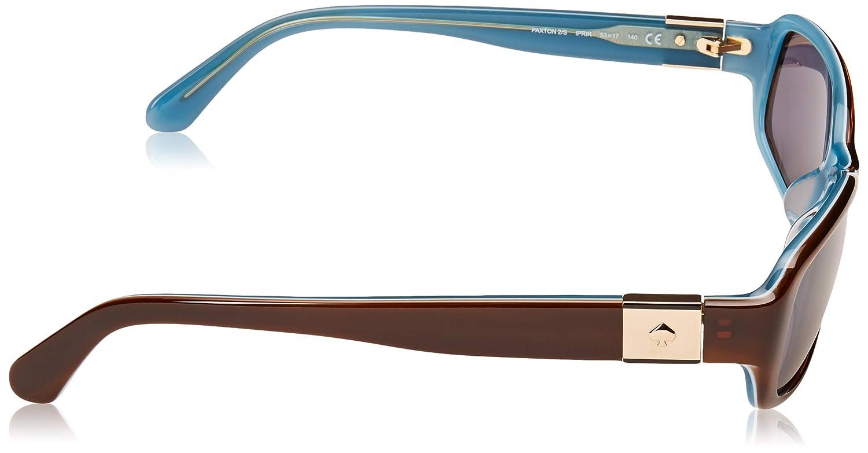 2d9aa723eb8bc Amazon.com  Kate Spade Paxton2 S 086 SP Dark Havana Plastic Oval Sunglasses  Bronze Polarized Lens  Clothing