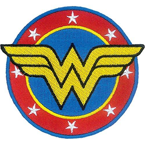 Ata-Boy DC Comics Wonder Woman Logo 3