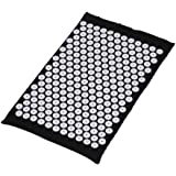 LIDIWEE Acupressure Mat, Massage Yoga Sports Mat for Back/Neck Pain Relief, Relieve Stress and Muscle Relaxation