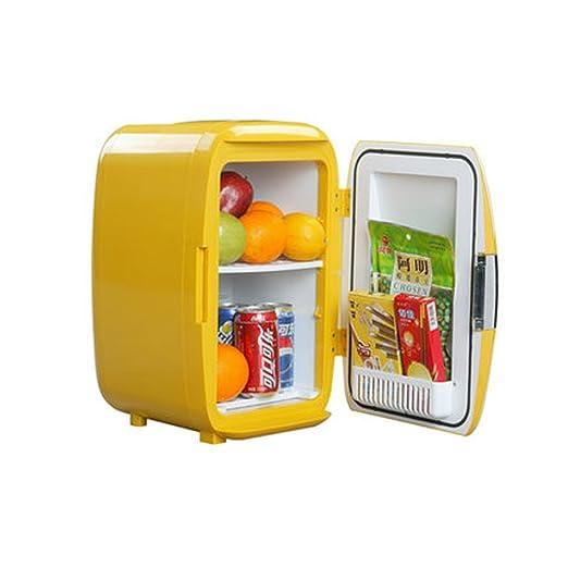 IKUN-JJ Mini Refrigerador Refrigerador De Coche Portátil ...