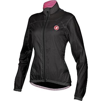 Amazon.com: Castelli Velo - Chaqueta para mujer: Clothing