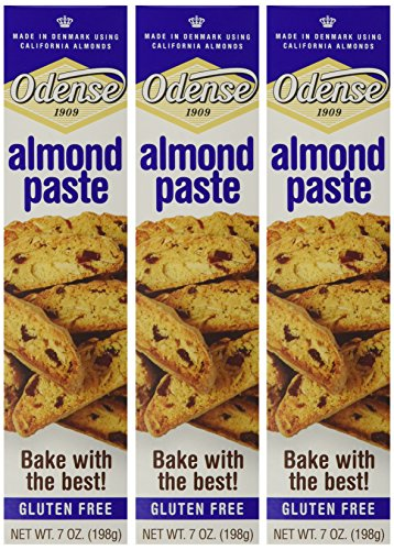 - Odense Almond Paste - 3 Pack Value Bundle