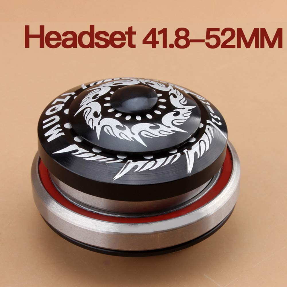 TXYFYP Durable Aluminum 41.8-52mm Spacer Bike Bicycle Subulate Headset Spacer Stem Headset Spacer Set