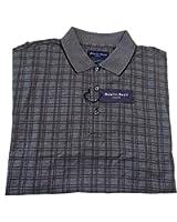 Austin Reed London Men's Polo Shirt Size Medium Black