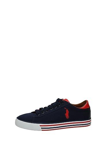 Ralph Lauren Harvey-NE Shoes - Newport Navy (UK 6/US 7/