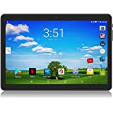 Android Tablet 10.1 inch Octa Core 4GB RAM 64GB ROM IPS Screen - YELLYOUTH 10 inches Unlocked Tablets with Sim Card Slot…