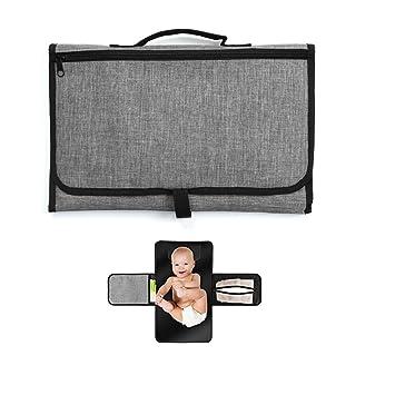 Amazon.com: yakefj estación de cambiador portátil para bebé ...