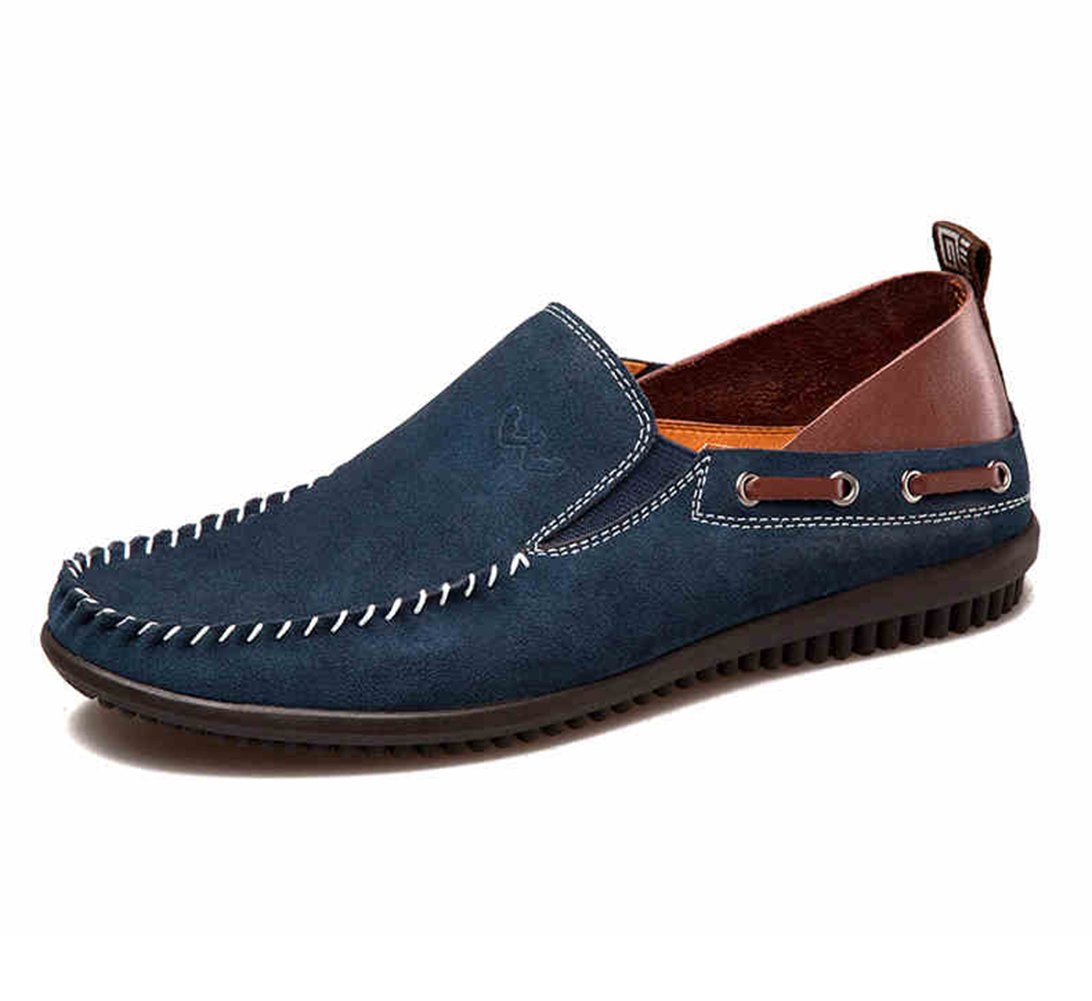 Men's Comfortable Casual Walking Loafers - Loaded with Fashion 306-42Be