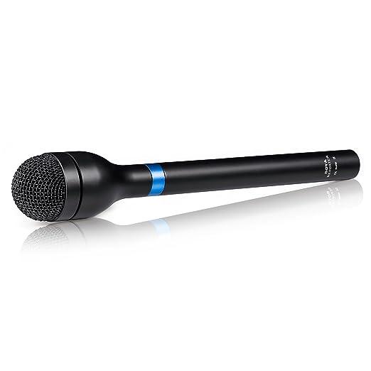 2 opinioni per Boya by-hm100omnidirezionale wireless palmare dinamico microfono XLR a manico