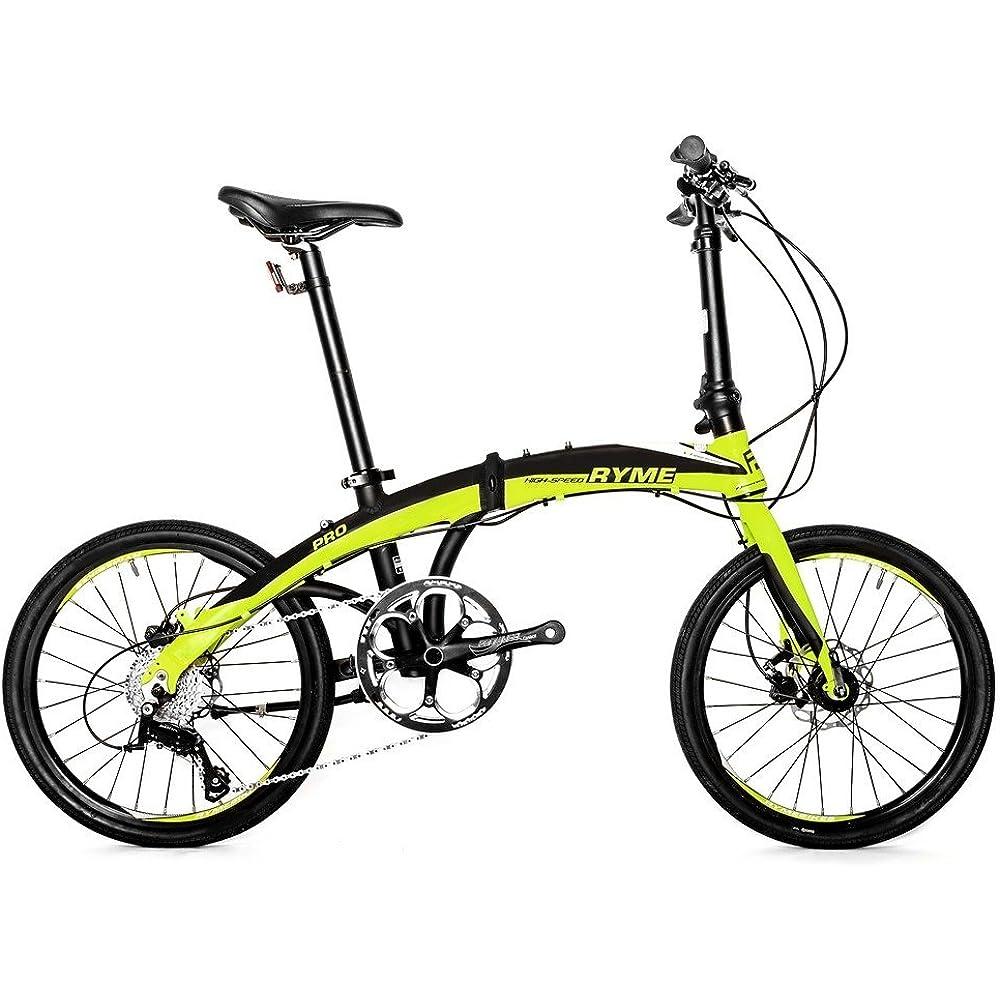 Rymebikes Pro 2 Green