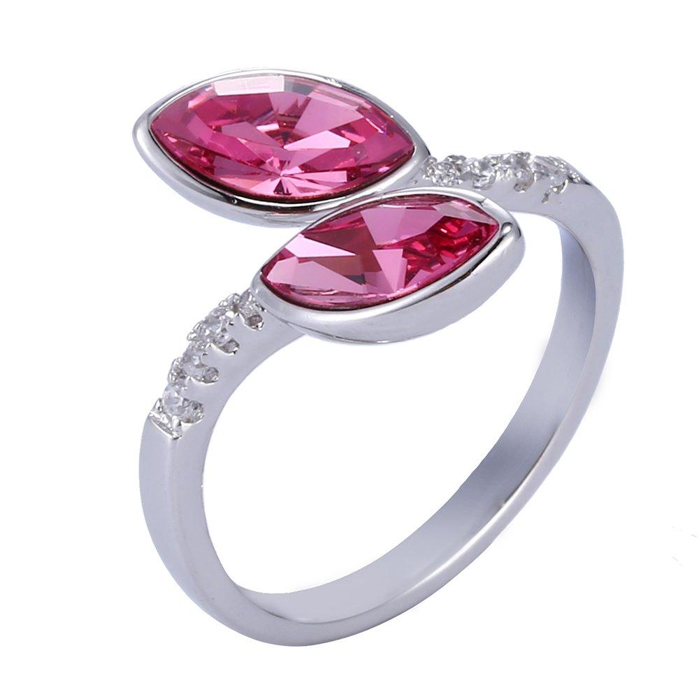 3eeb133b42a3 Xuping Beautiful Cyber Monday Round Crystals from Swarovski ...