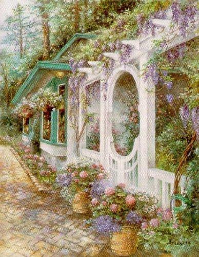 Lena Liu - Garden Gate