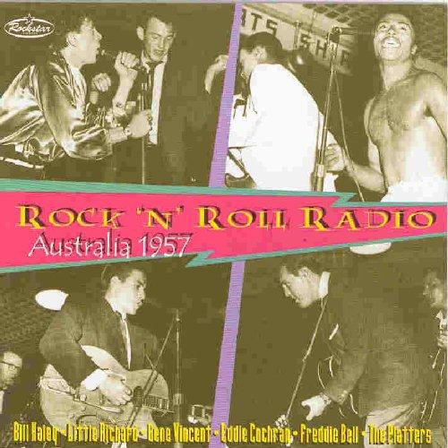 Rock N Roll Australia A surprise Nippon regular agency price is realized 1957 Radio: